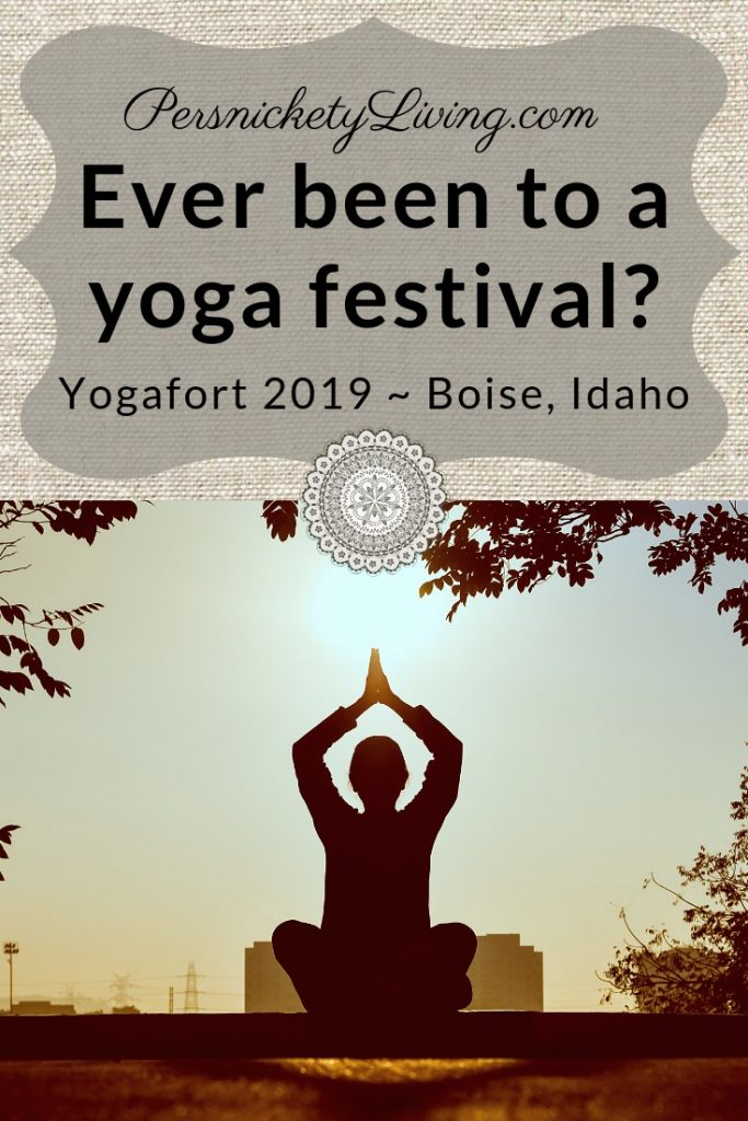 Yoga Festival: Yogafort in Boise, Idaho