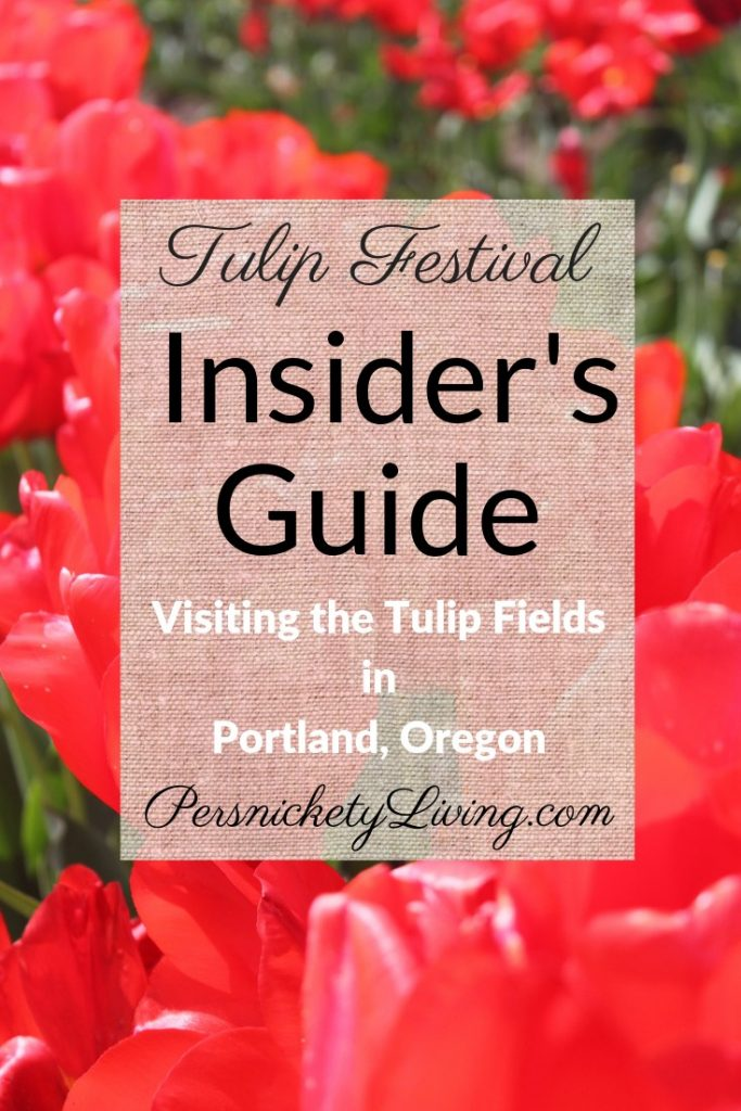 Love Spring? Indulge in the Portland Tulip Festival
